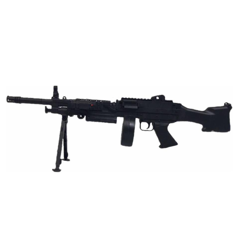 Пулемёт М249 Pubg на пульках — Детский оружейный магазин
